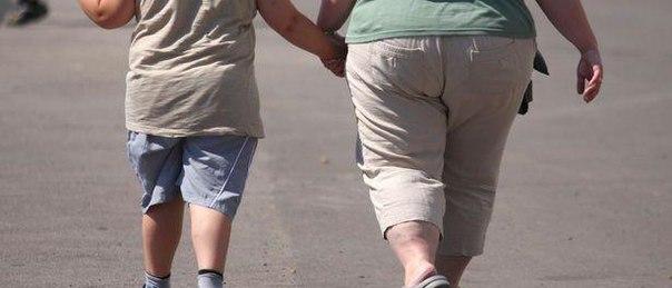 Многие родители не признают ожирение у своих детей