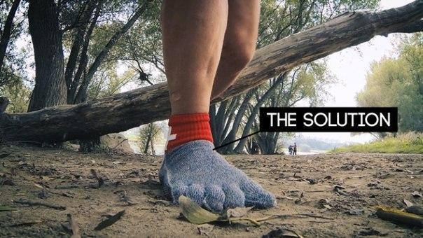 Неубиваемые» носки FYF заменят спортивную обувь