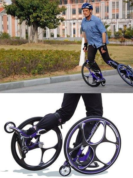 Chariot Skates – новое видение современных роликовых коньков