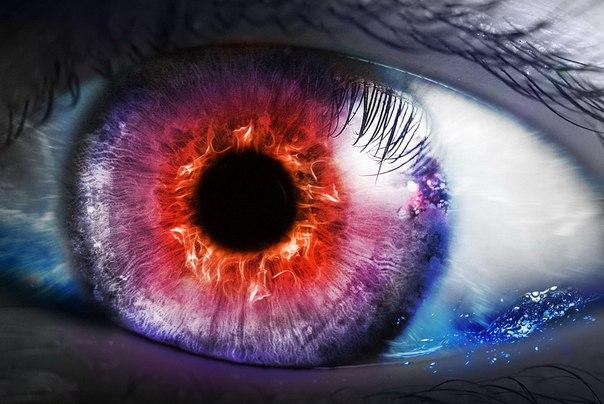 Мы думаем, что видим мир четко и в реальном времени, но зрение устроено иначе