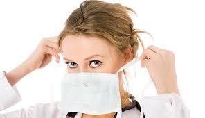 Тканевые маски не защищают медицинских работников от инфекции