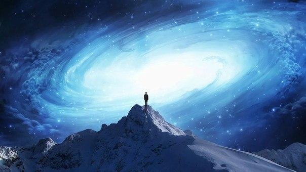 О границах Вселенной