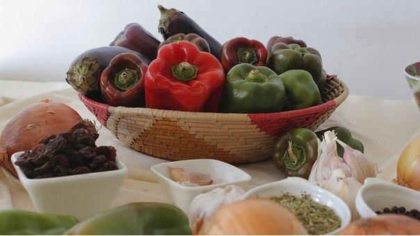 Средиземноморская диета может защитить головной мозг от старения