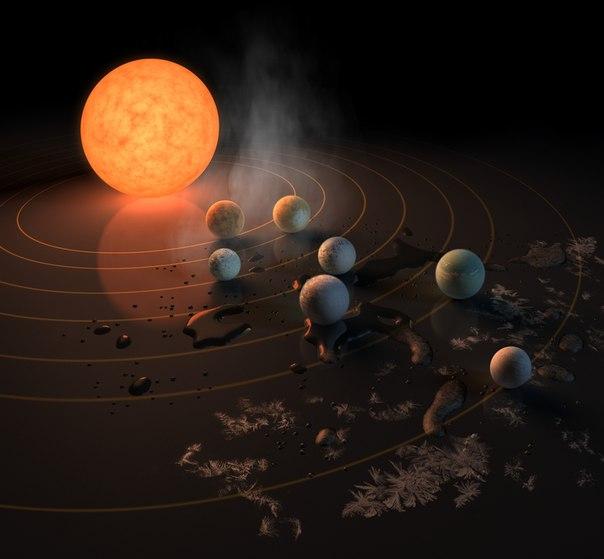 О вчерашней сенсационной пресс-конференции NASA