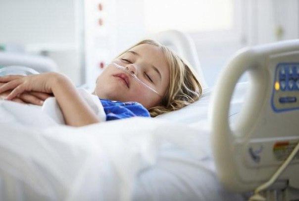 Младенцы и инсульт