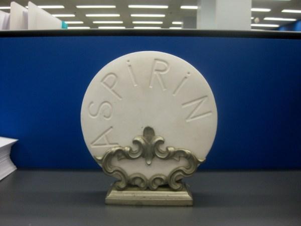 Аспирин - от всех болезней?