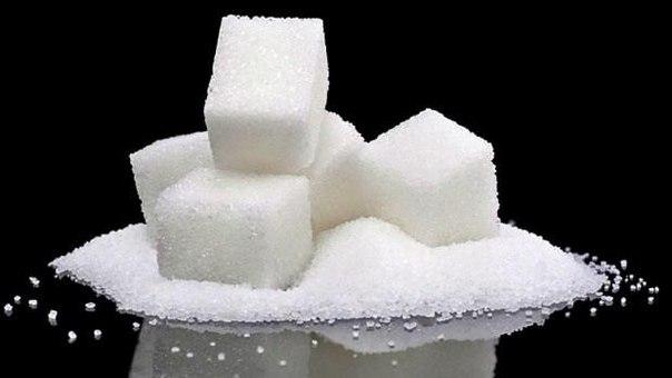 Здоровая норма - не более 5% калорий в виде сахара
