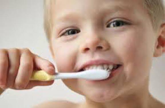 Детская стоматология начинается с домашней профилактики