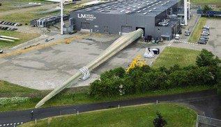 В Дании начато строительство нового самого большого в мире ветрогенератора