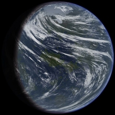 О возможной жизни на Венере в прошлом